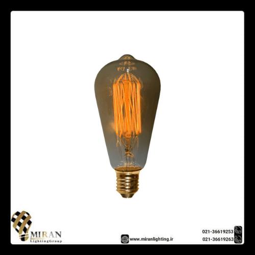 لامپ ادیسونی ۴۰ وات مدل ۱۰۱ پایه E27