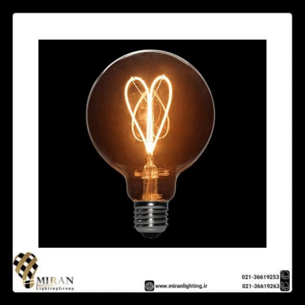 لامپ XLARGE GLOBE ادیسونی