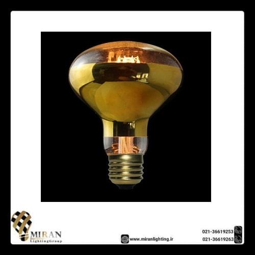 لامپ BLR80 با حباب طلایی ادیسونی