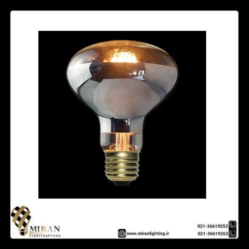 لامپ BLR80 با حباب نقره ای ادیسونی