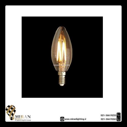 لامپ CANDLE ادیسونی