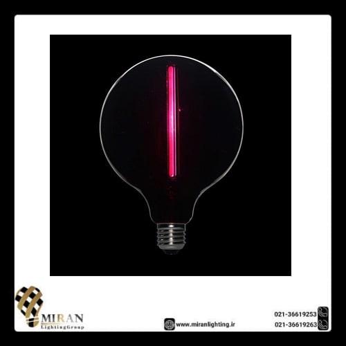 لامپ XLARGE GLOBE BLACK ادیسونی